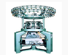 automatic circular knitting machines