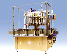 filling capping bottle machines