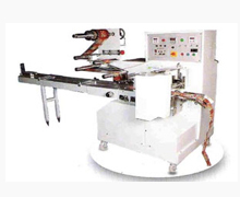 horizontal flow wrapper machines india